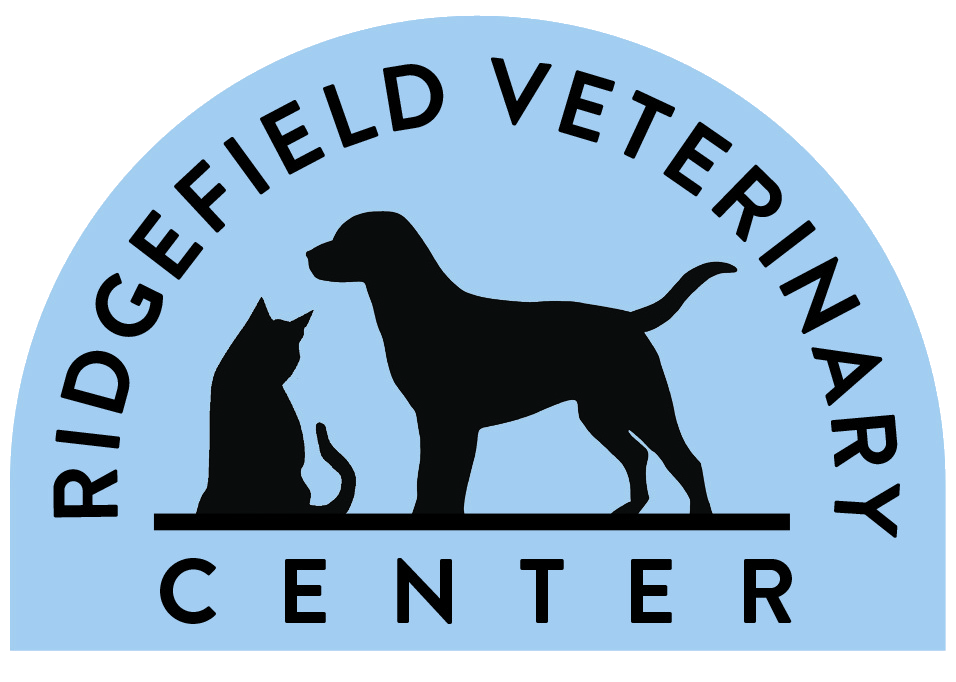 Ridgefield Veterinary Center logo
